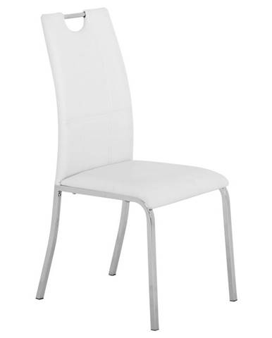Jídelní Židle Mandy, Bílá