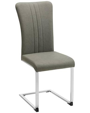 Židle Sergio Šedá