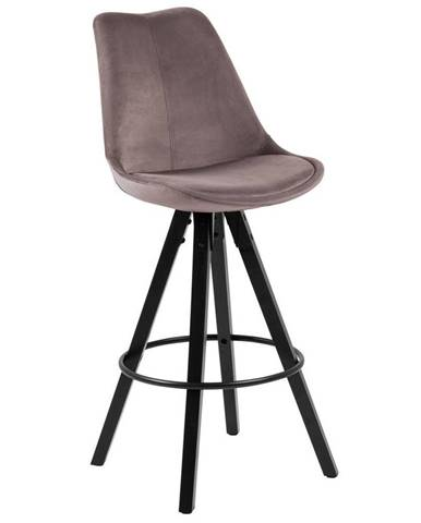 Barová Židle Dima Starorůžová