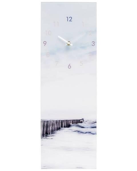 Möbelix Nástěnné Hodiny Glasart Ca. 20x60cm