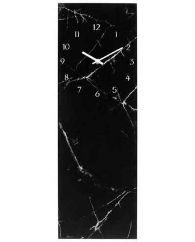 Nástěnné Hodiny Glasart Ca. 20x60cm