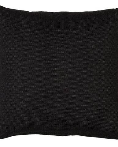 Dekorační Polštář Chris, 50/50cm, Černá