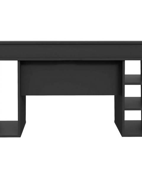 Möbelix Hráčský Stůl Tezaur Černá  160 Cm