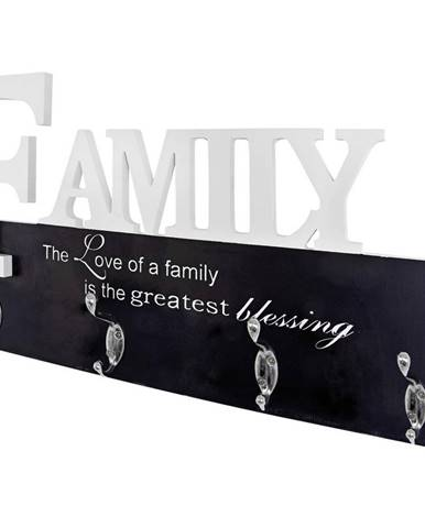 Lišta S Háčky Family