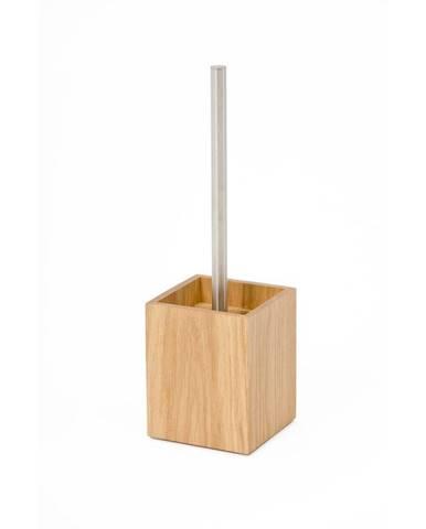 WC kartáč z dubového dřeva Wireworks Cosmos