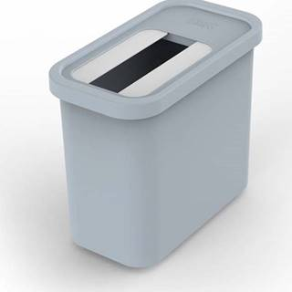 Modrošedý odpadkový koš Joseph Joseph GoRecycle