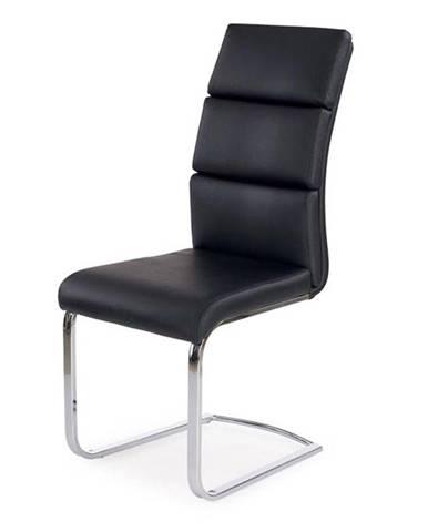 Halmar Jídelní židle K230, černá