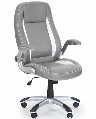 Halmar Kancelářská židle Saturn, šedá