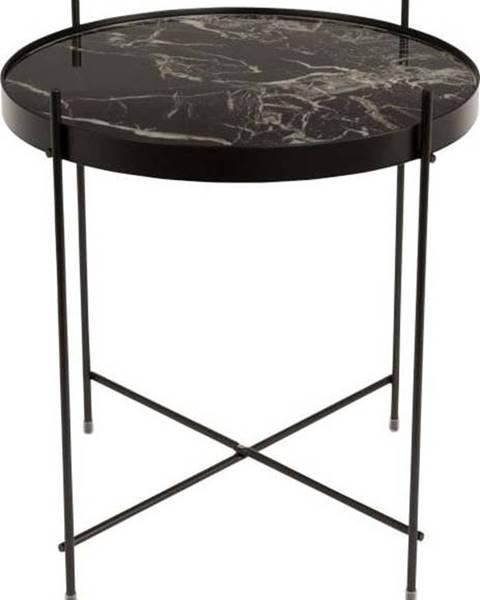 Zuiver Černý odkládací stolek Zuiver Cupid