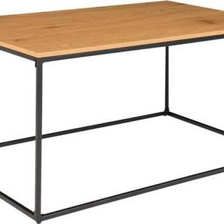 Konferenční stolek s deskou v dubovém dekoru House Nordic Vita, 90 x 60 cm