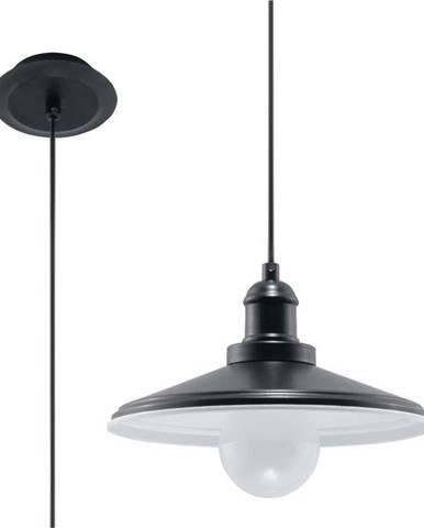 Černé stropní světlo Nice Lamps Isola 1