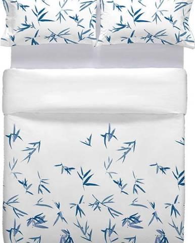 Bavlněné povlečení na přikrývku Marghett Cigeor Azul, 220 x 220 cm
