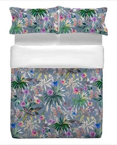 Bavlněné povlečení Marghett Timanfaya Tropic, 200 x 200 cm
