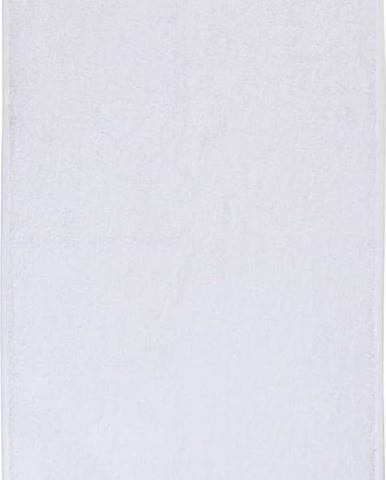 Bílý bavlněný ručník Boheme Alfa, 30 x 50 cm