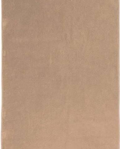 Hnědý ručník Artex Alpha, 50 x 100 cm