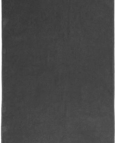 Šedý ručník Artex Alpha, 50 x 100 cm