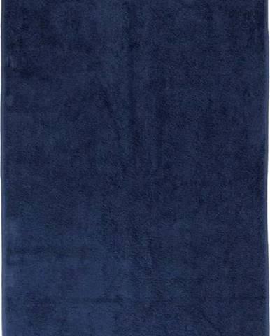 Tmavě modrý ručník Artex Alpha, 50 x 100 cm