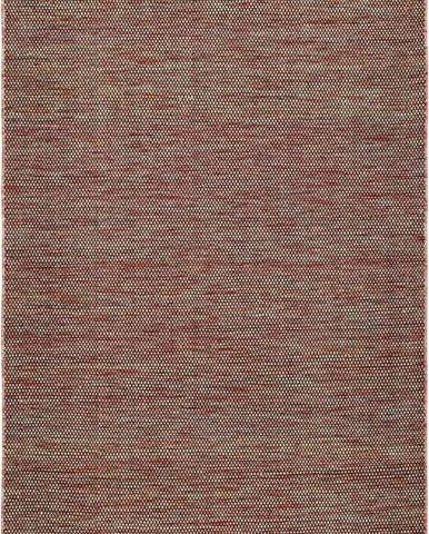 Červený vlněný koberec Universal Kiran Liso, 160 x 230 cm