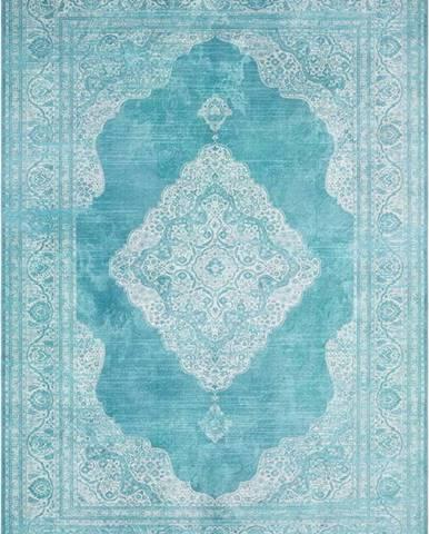 Tyrkysový koberec Nouristan Carme, 120 x 160 cm