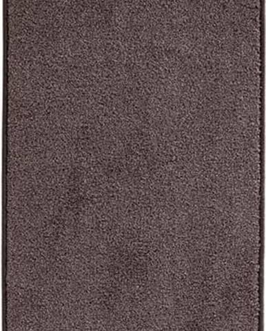 Antracitově šedý běhoun Hanse Home Pure, 80x300cm