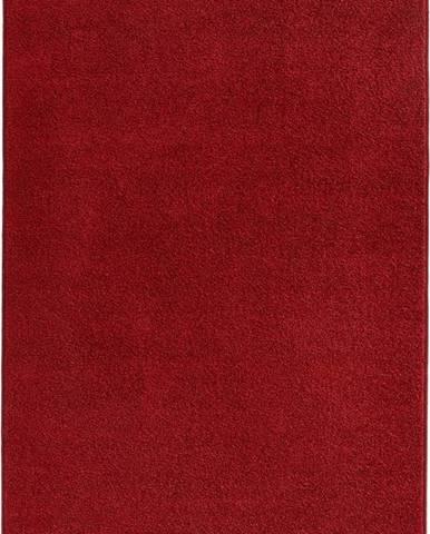 Červený koberec Hanse Home Pure, 160x240cm