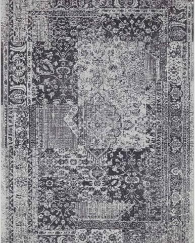 Modro-šedý koberec Hanse Home Celebration Garitto, 160 x 230 cm