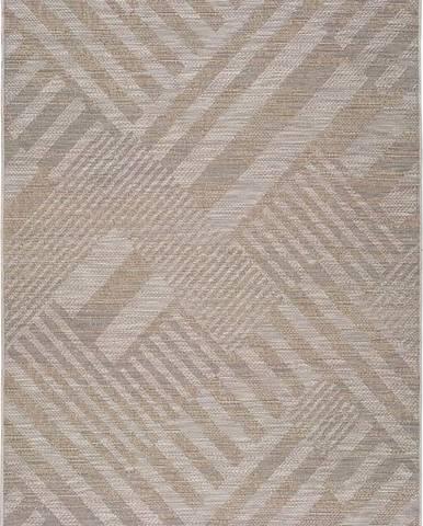 Béžový venkovní koberec Universal Devi, 160 x 230 cm