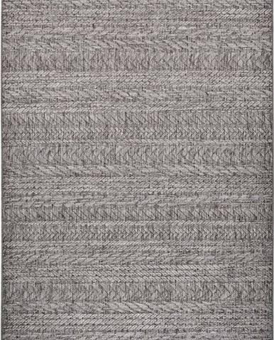 Světle šedý venkovní koberec Bougari Granado, 80 x 150 cm