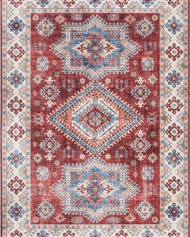 Červený koberec Nouristan Gratia, 120 x 160 cm