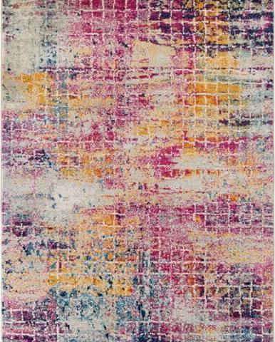Růžový koberec Flair Rugs Urban, 100 x 150 cm