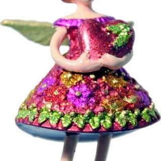 Vánoční závěsná dekorace G-Bork Fairy with Heart
