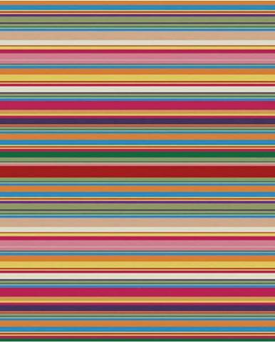 Velkoformátová tapeta Artgeist Subdued Stripes,200x154cm