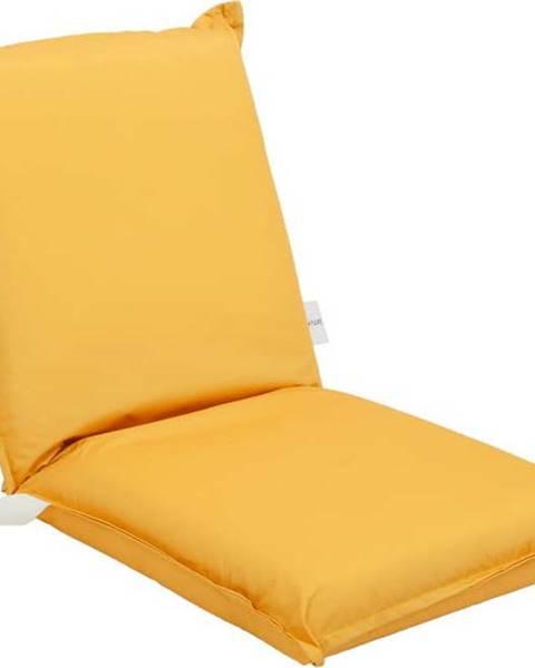 Sunnylife Oranžový zahradní podsedák Sunnylife Mustard