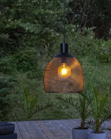 Venkovní světelná LED dekorace Star Trading Sunlight, výška 35 cm
