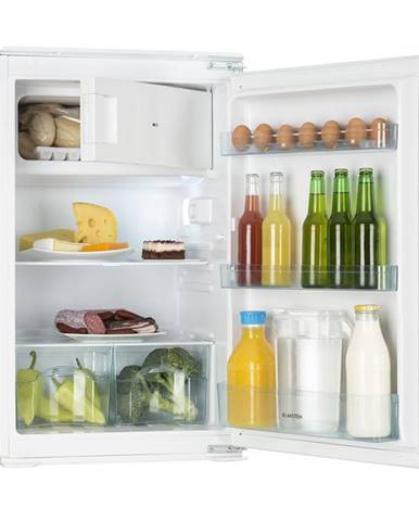 Klarstein Coolzone 120, vestavěná lednice, A +, 105 l, mrazící box 15 l, 54 x 88 x 55 cm