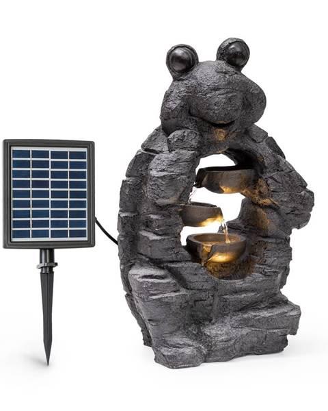 Blumfeldt Blumfeldt Albert, solární fontána, LED, 27,5 x 50 x 19,5 cm (Š × V × H), polyresin