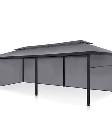 Blumfeldt Grandezza Cortina, zahradní pavilon, 3 × 6 m, 4 boční díly