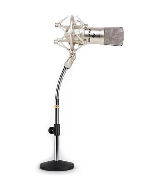 Auna Auna Set studiového mikrofonu a stojanu na mikrofon