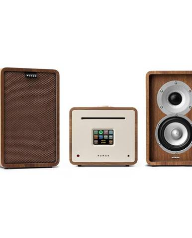 Numan Unision Retrospective 1979 S Edition - stereo zařízeni, zesilovač, reproduktory + kryt