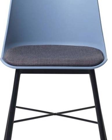 Modrá jídelní židle Unique Furniture Whistler