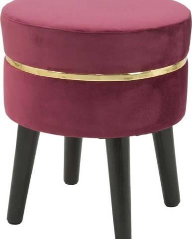 Vínově červená stolička Mauro Ferretti Paris