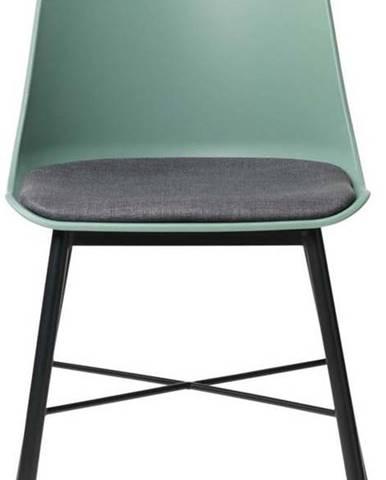Zelená jídelní židle Unique Furniture Whistler