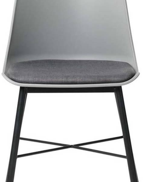 Unique Furniture Šedá jídelní židle Unique Furniture Whistler