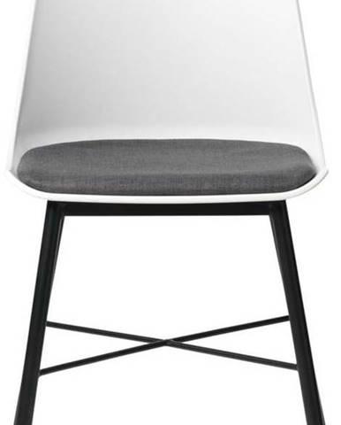 Bílá jídelní židle Unique Furniture Whistler