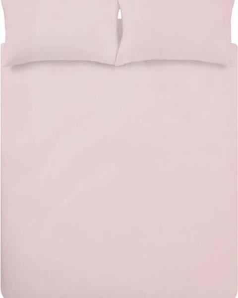 Bianca Růžové povlečení z egyptské bavlny Bianca Blush, 200 x 200 cm