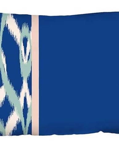 Modrý povlak na polštář Mike & Co. NEW YORK Honey Coastal,31x50cm