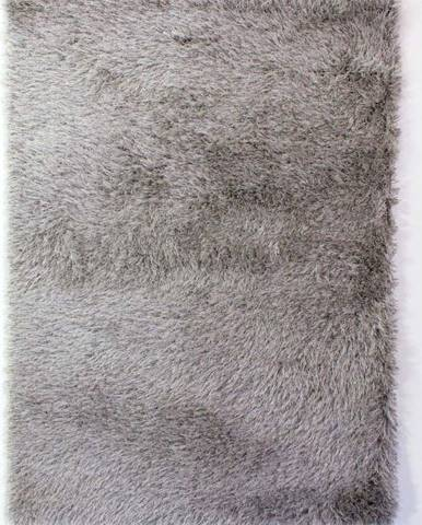 Šedý koberec Flair Rugs Dazzle, 160 x 230 cm