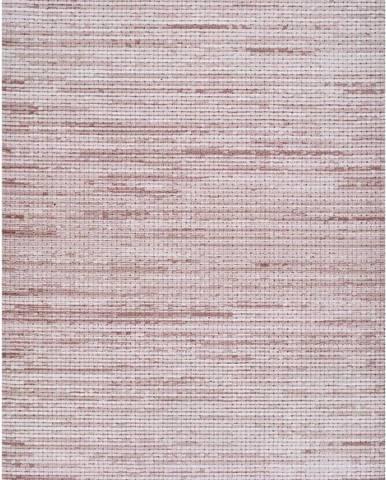 Červený venkovní koberec Universal Vision, 50 x 140 cm