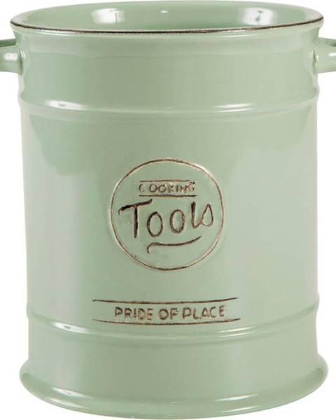 T&G Woodware Zelená keramická dóza na kuchyňské náčiní T&G Woodware Pride Of Place