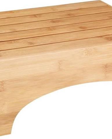 Bambusová stolička do koupeny Wenko Bamboo